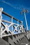 Brighton: Stairs, Blue