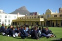 Kids at the Castle of Good Hope