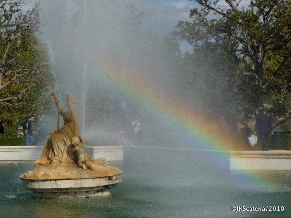 Aranjuez: Jardín del Panterre, 2009