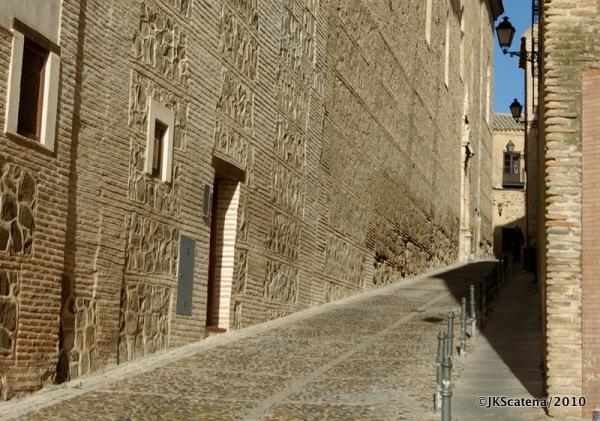 Toledo: Calle de San Clemente, 2009