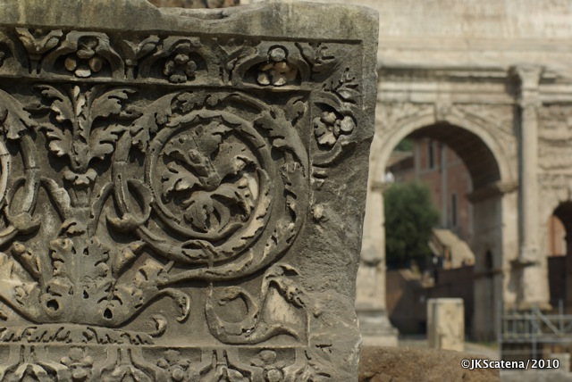 Foro Romano (Roman Forum), Roma 2009