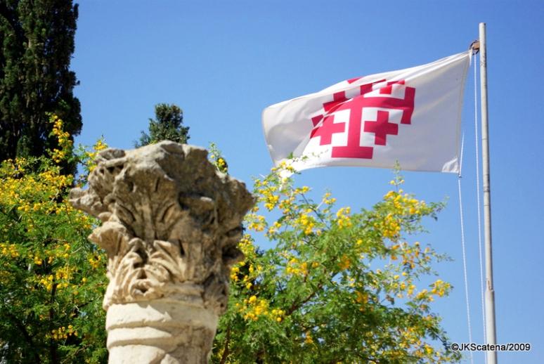 Flag, Jerusalem
