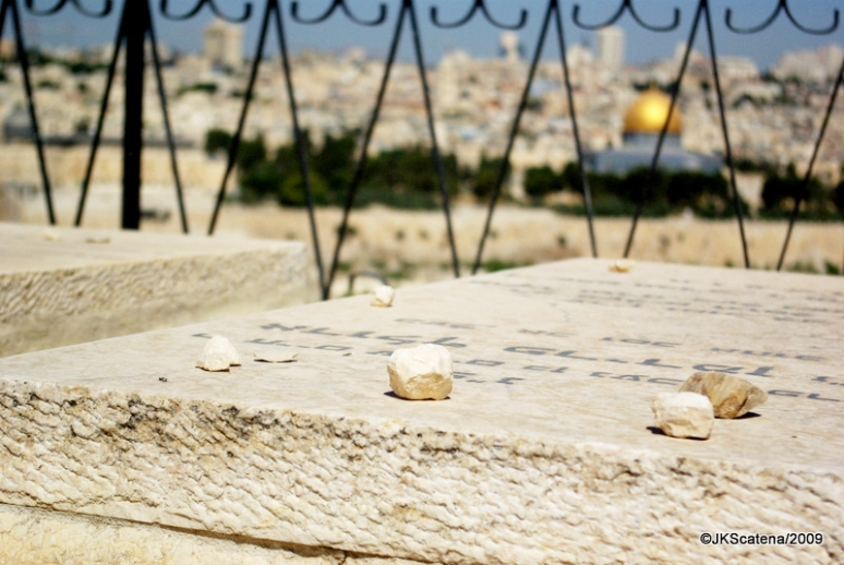 Stones, Jerusalem