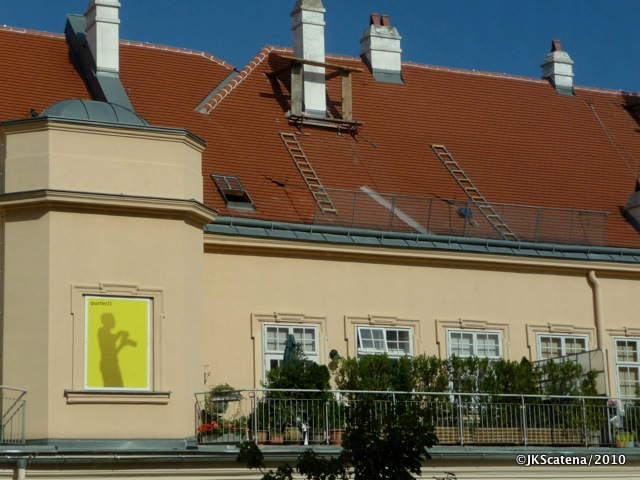 Museum Quartier, Vienna 2009