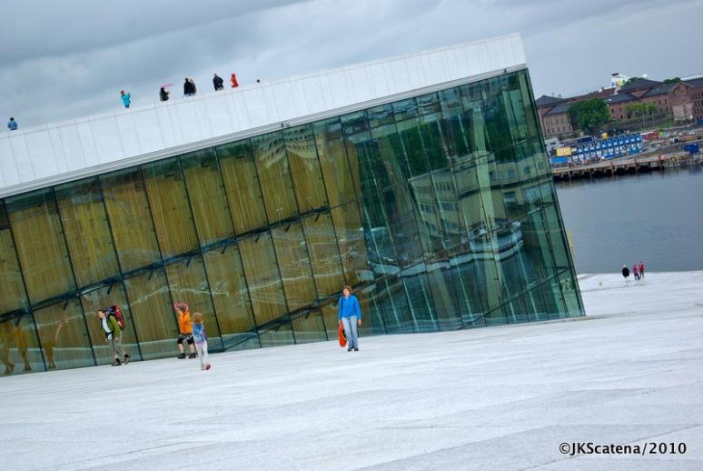 Oslo Opera House 3