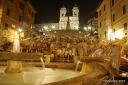 Piazza di Spagna, Roma/2009