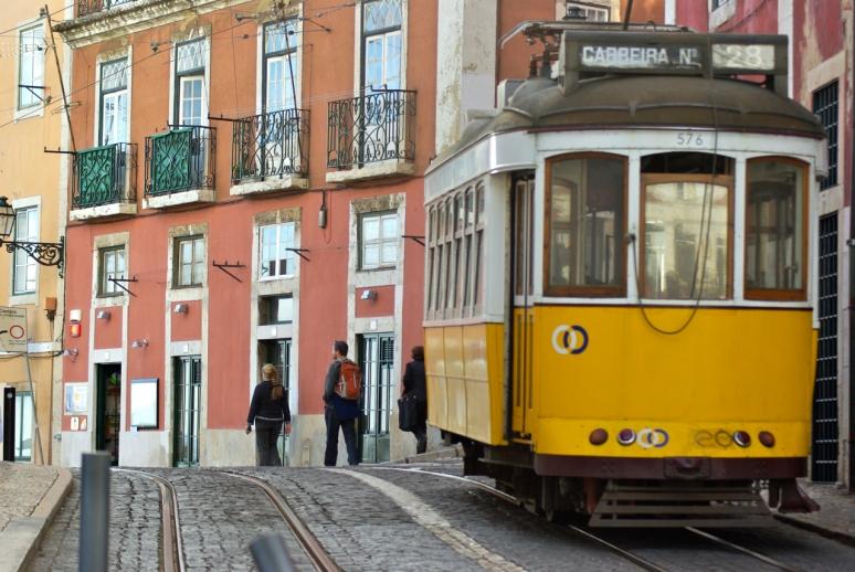 Electrico 28, Lisbon/2009