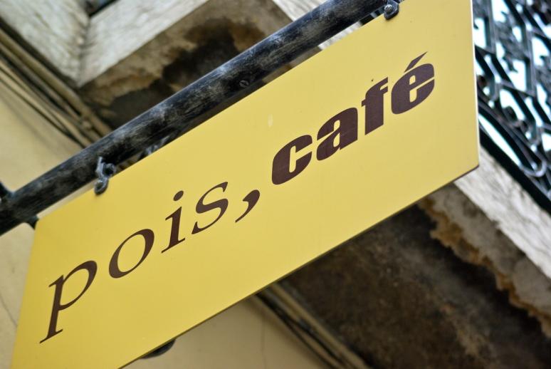 Pois, Cafe, Lisbon/2009