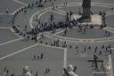Piazza di San Pietro, Vaticano/2009
