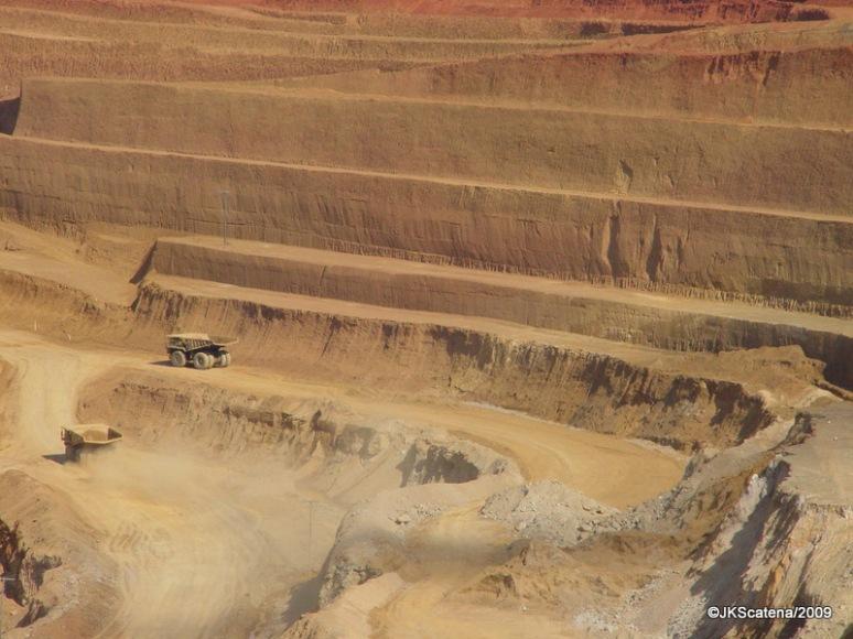Mining, Tapira/2004