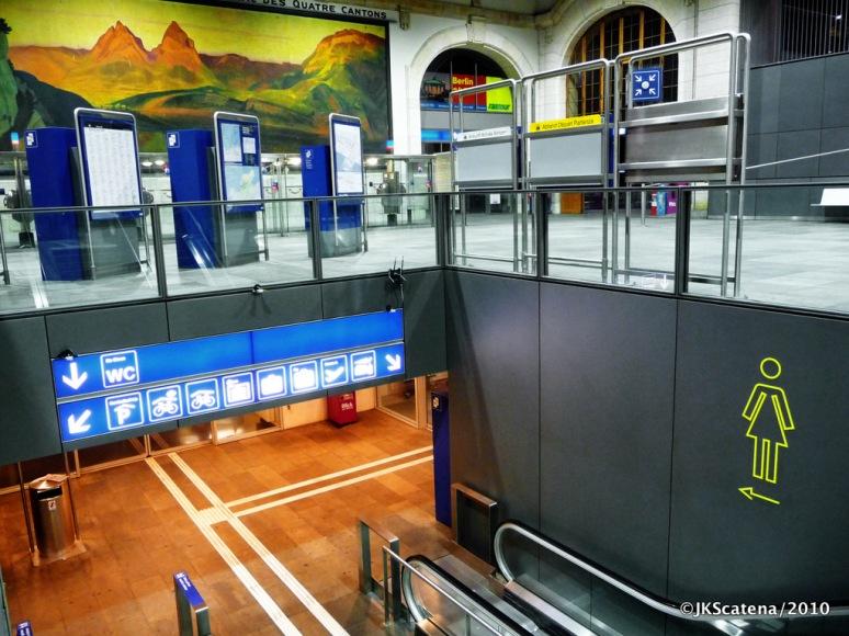 Basel: Station