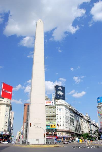 Buenos Aires: Obelisco