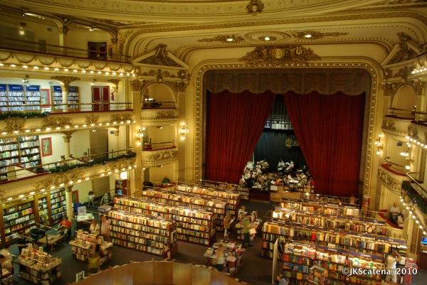 Buenos Aires: El Ateneo