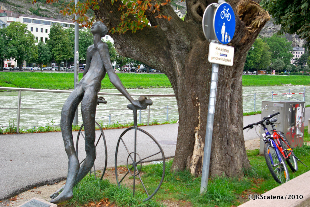 This is a bike, Salzburg