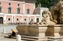 Residenzbrunnen, Salzburg