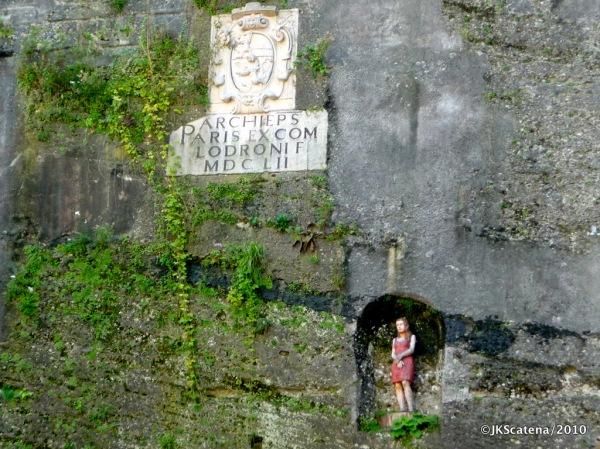 Salzburg: Wall art