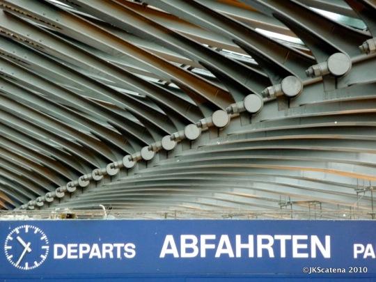 Luzern: Departs