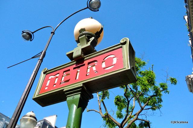 Paris: Metro