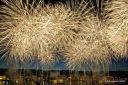 Geneve: Fetes fireworks, 01