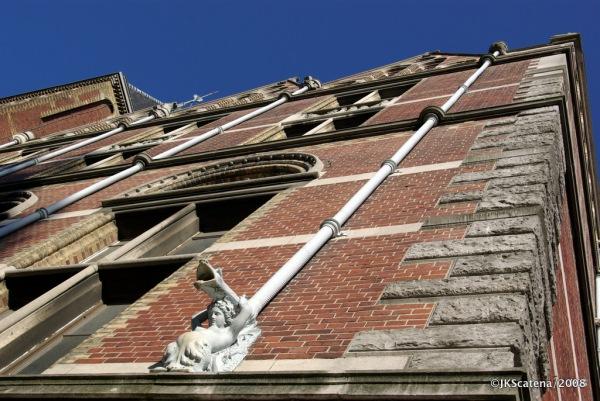 Amsterdam: Rijiksmuseum Facade