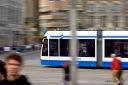 Amsterdam: Tram Panning