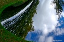 Anish Kapoor @ Kensington Gardens: Non-Object (Spire)