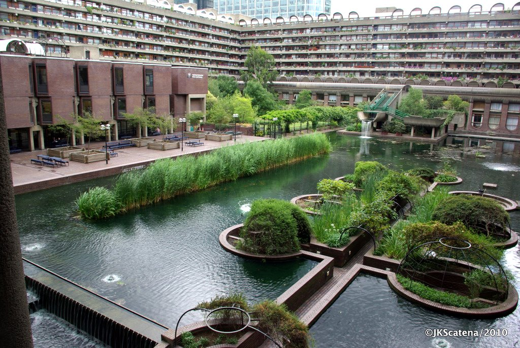 London Barbican Estate 169 Jkscatena Photography