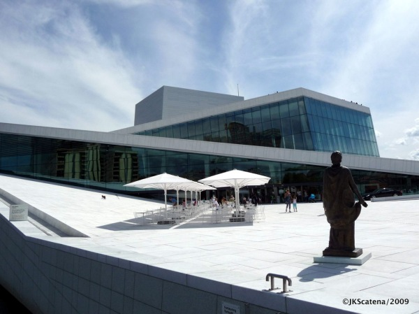 Oslo: National Opera, Overview