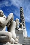 Oslo: Vigelandsparken, Monolith