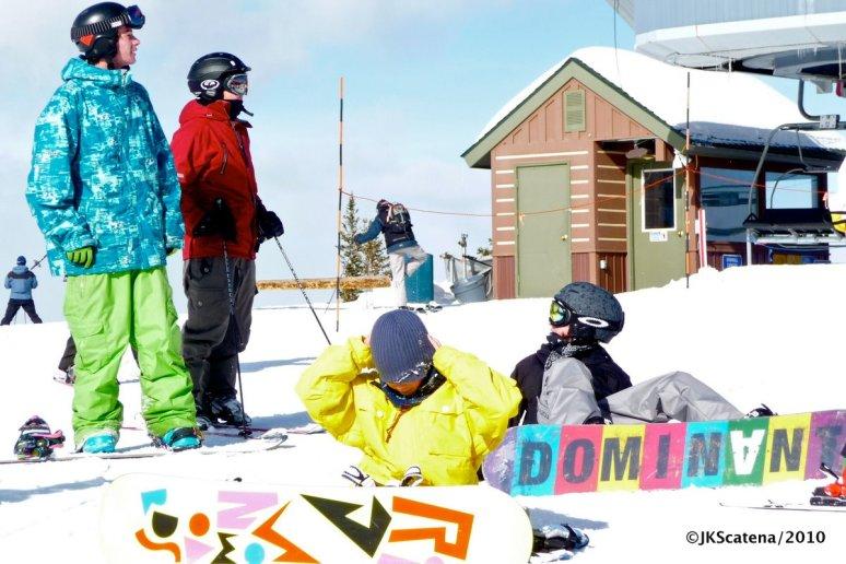 Aspen & Snowmass: Snowboarders