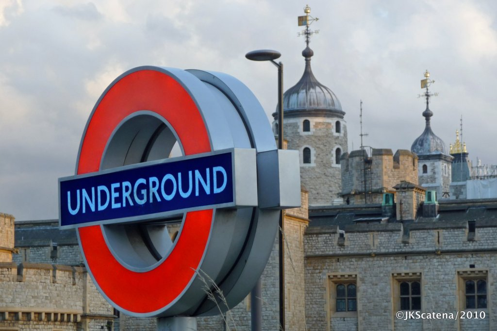 London: Tower Hill Underground