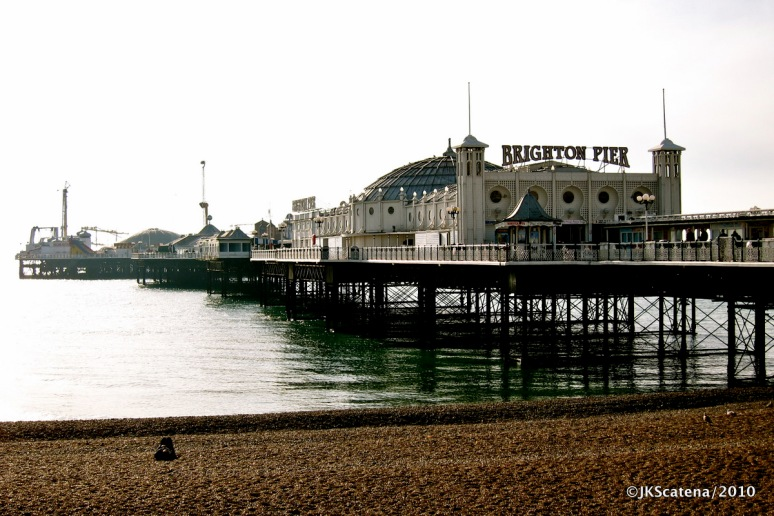 Brighton: The Palace Pier