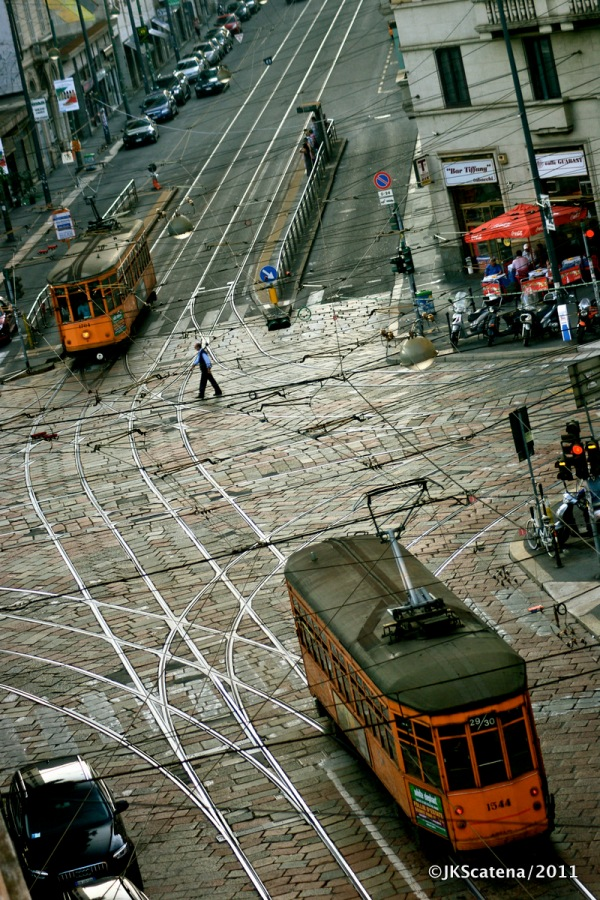 Milano: Viale Col di Lana