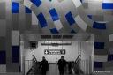New York: Subway, Blue