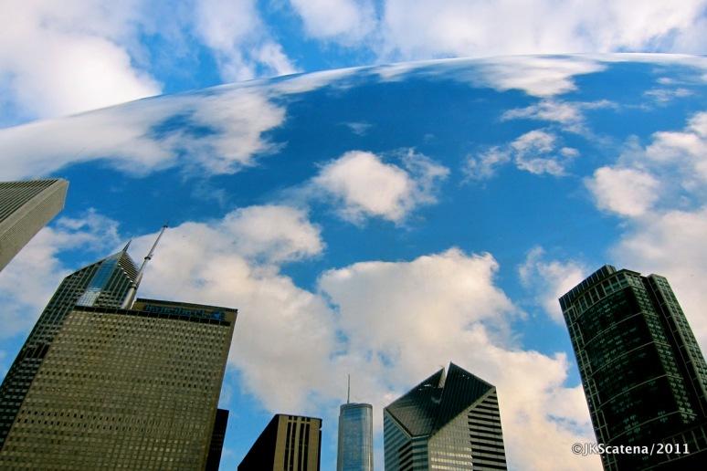 Chicago - Kapoor's Cloud Gate