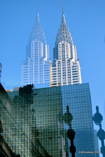 New York: Chrysler Building