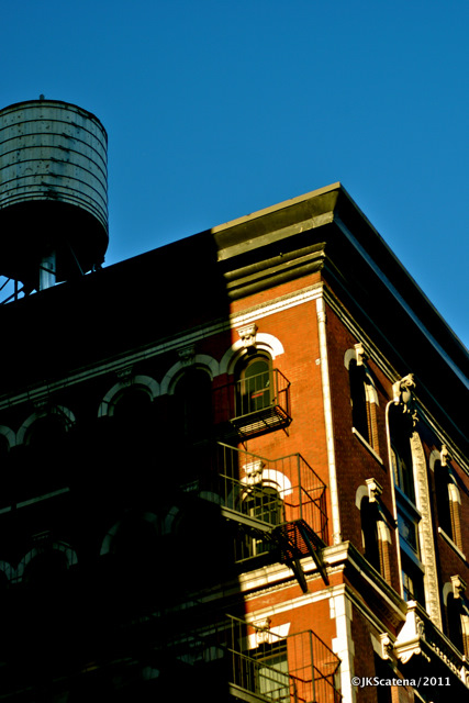 Conceptual New York: Water Tower