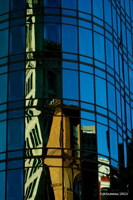 Conceptual New York: Reflection
