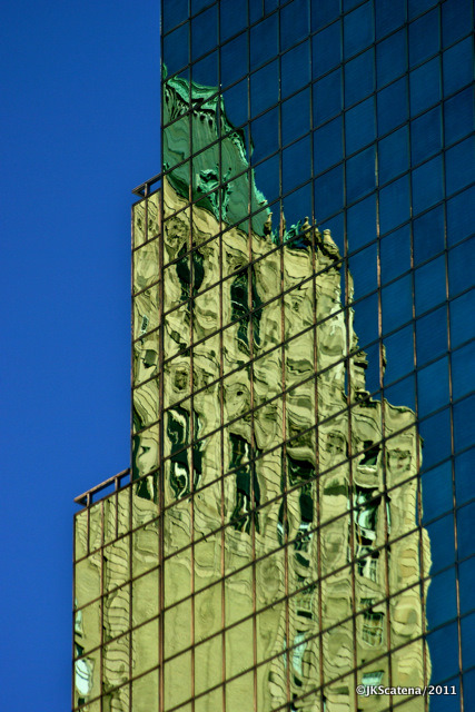 Conceptual New York: Reflection