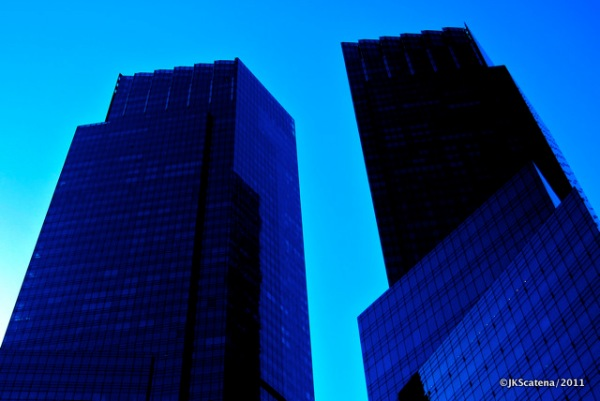 Conceptual New York: Time Warner Center