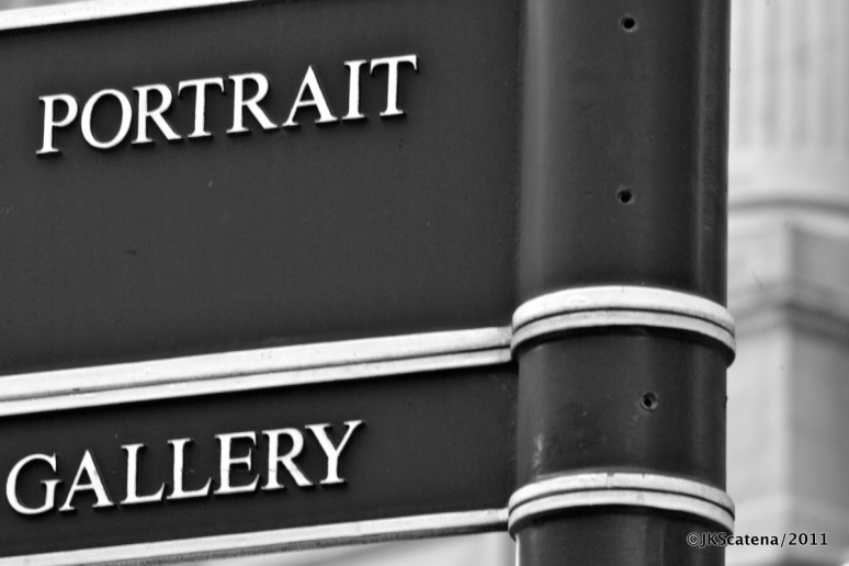London: CitySignals, Portrait Gallery