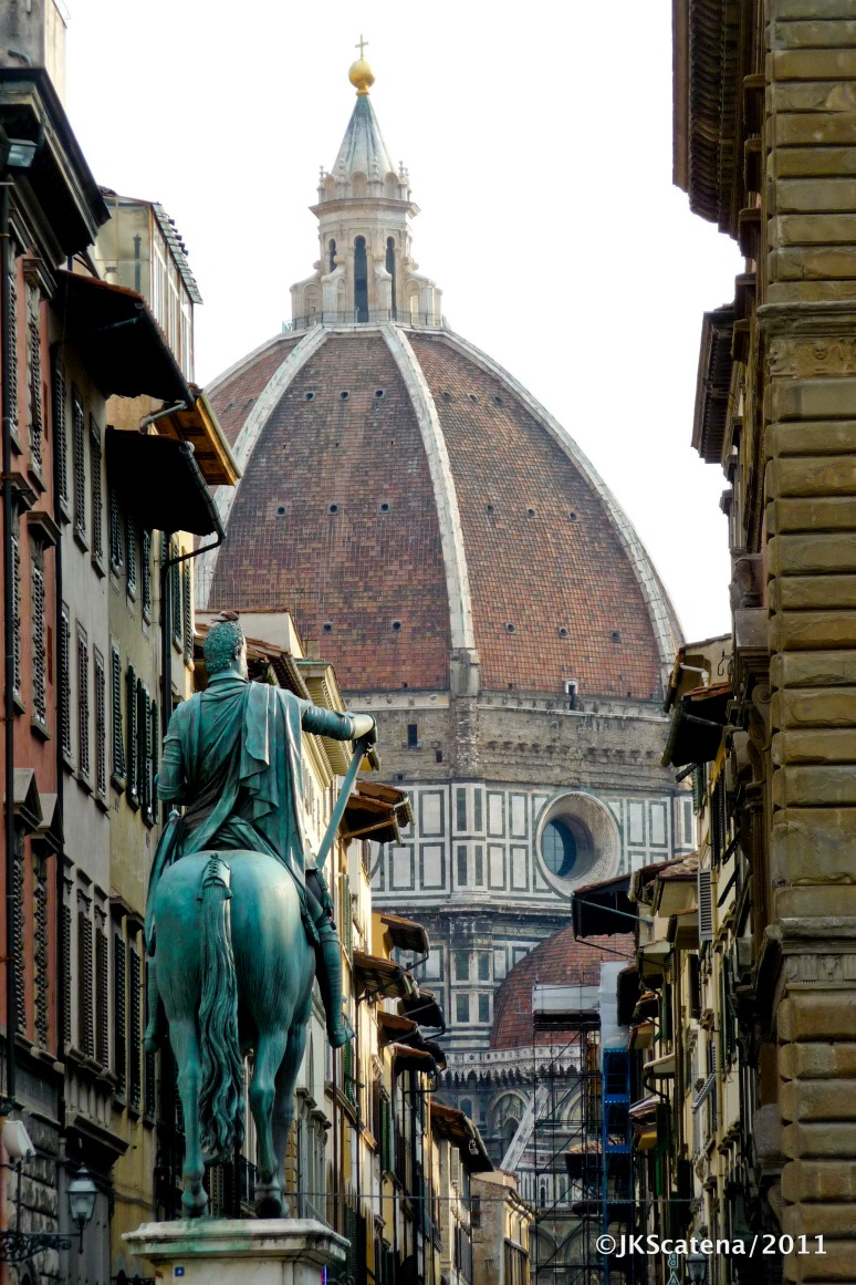 Firenze: Ferdinando I de' Medici and Bruneleschi's Dome