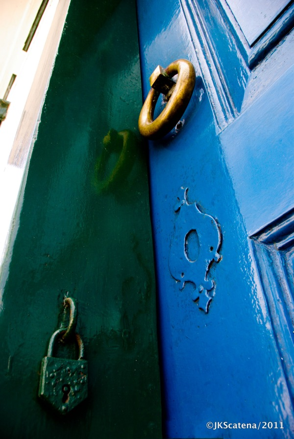 Paraty: Porta Azul