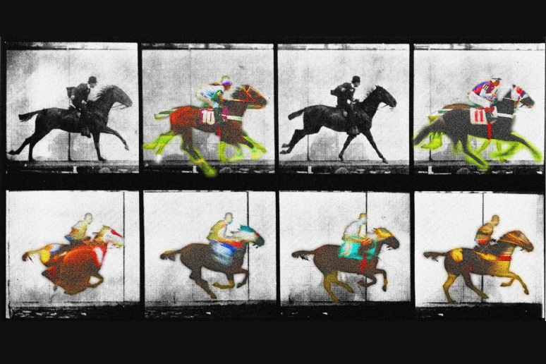 São Paulo: Muybridge at the Jockey Club