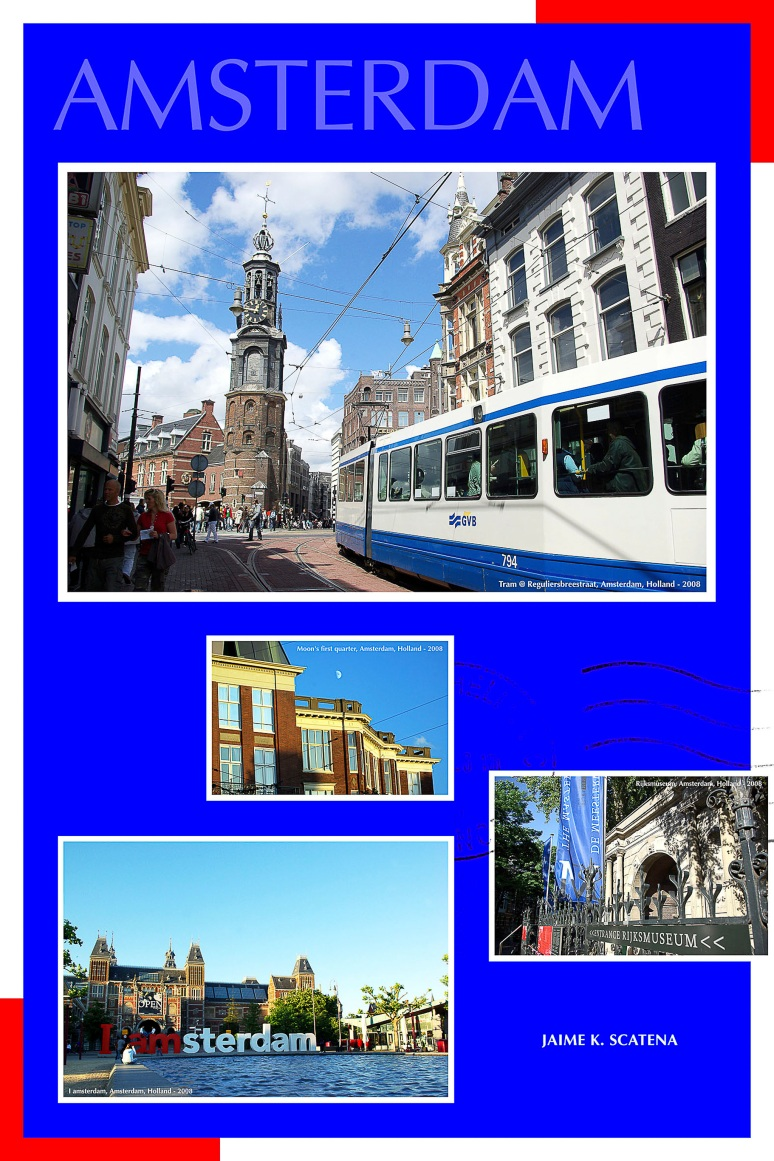 Amsterdam: Poster 2008