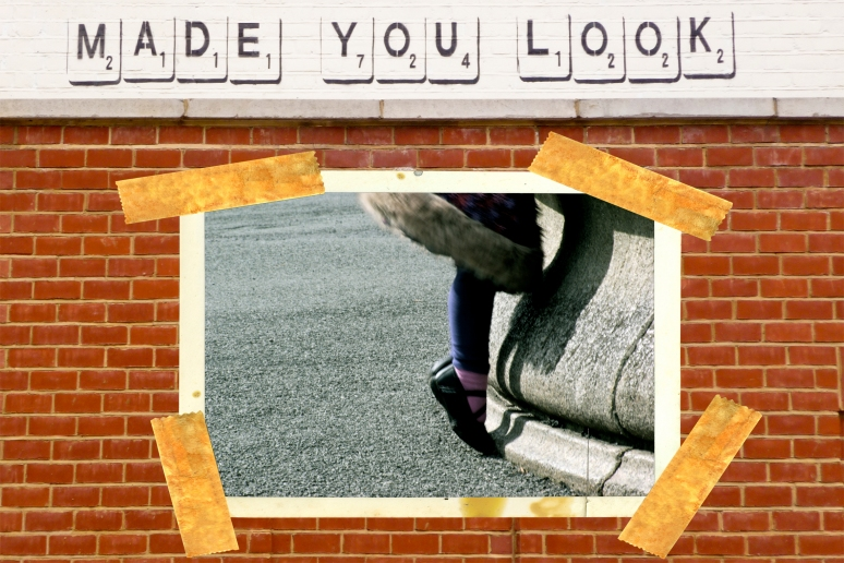 Hey Girl - Made You Look