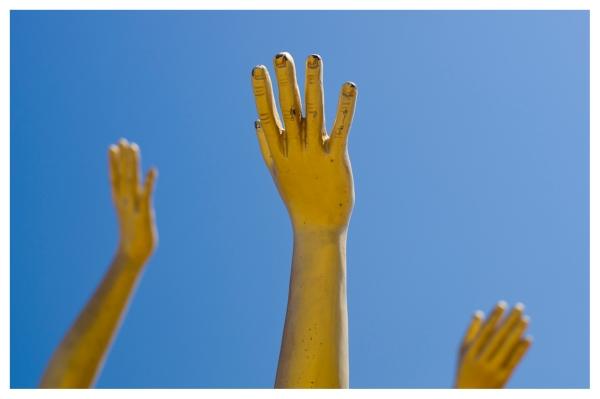 Palmas: Supplicants' Hands