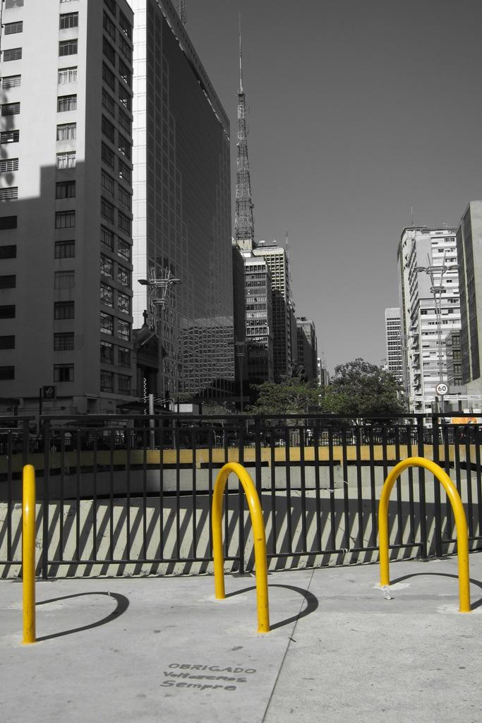 Paulista Yellow - São Paulo - Jaime Scatena