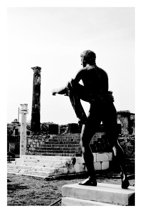 Pompeii: Apolo's Temple