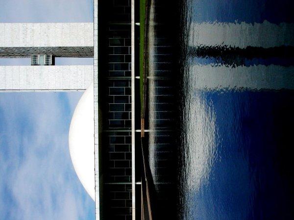 Brasília: Virando Niemeyer